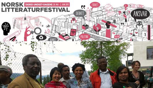 Norwegian Festival of Literature 2013