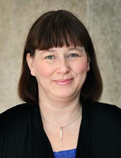Annika Strömberg, cultural strategy officer, ICORN Coordinator and Board member in Uppsala. Photo.