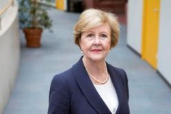 UNHCR Assistant High Commissioner for Protection, Gillian Triggs. Photo.