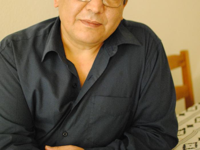 Monem Mahjoub photo: Mélissa Boneté