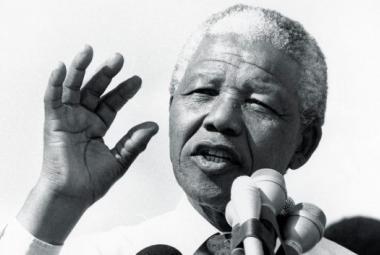 Nelson Mandela ('Madiba'), 1918-2013, South Africa