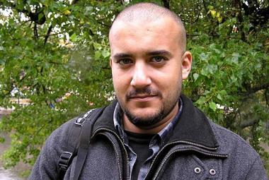 Khaled Harara. Photo: Margareta Rossing