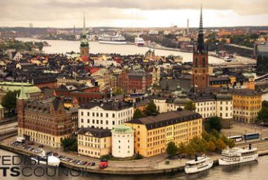 Stockholm. Photo.
