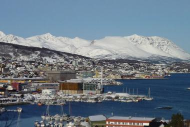Harstad. Photo.