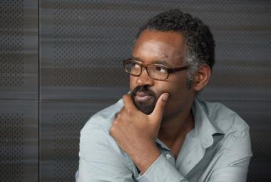Masresha Mammo, Ethiopian journalist and writer, current ICORN guest writer in Amsterdam. Photo.