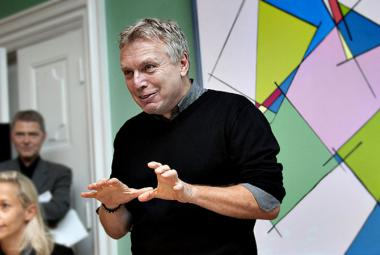 Photo: Uffe Elbæk, Danish Minister of Culture from www.kum.dk