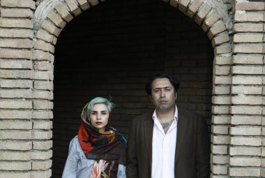 Fatemeh Ekhtesari and Mehdi Mousavi in Iran. Photo: © Mohammad Sadegh Yarhamidi. Photo.