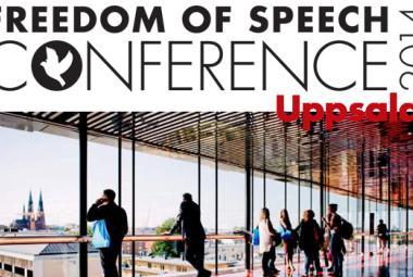 Freedom of speech conference Uppsala. Photo.