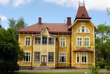 Det Fria Ordets Hus. Photo