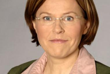 Heidi Hautala, the Chairwoman of the European Parliament Subcommittee on Human Rights