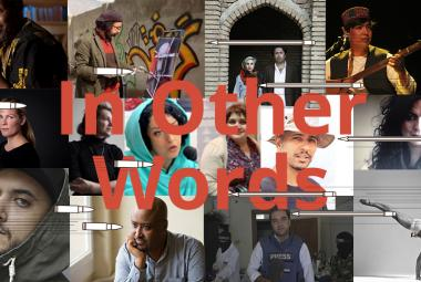 In Other Words, the biennial ICORN Network Meeting & PEN International WiPC Conference. Photo