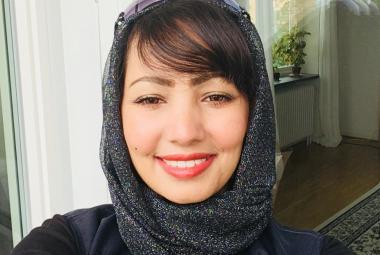 Maha Nasser. Photo.