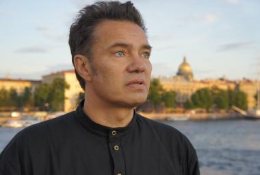 Mikhail Borzykov. Personal photo. Photo.