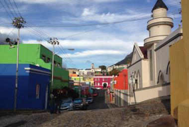 Morning at Bo Kaap. Photo: Fredrik Elg