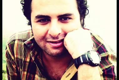 Nama Jafari, Iranian blogger, poet and editor