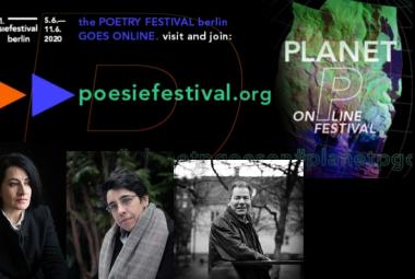 PoesifestivalBerlin digital festival June 2020.Photo.