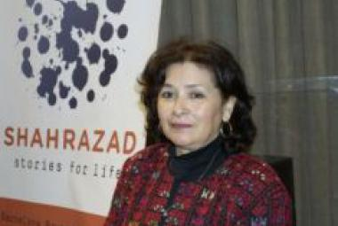 Tunisian Writer Sihem Bensedrine