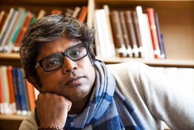 Ahmedur Rashid Chowdhury (Tutul). Photo: Arne Hageberg. Photo.