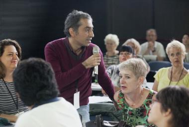 ICORN writer in Mexico City, Mohsen Emadi