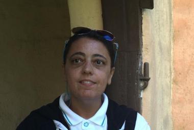 Iman Al Ghafari. Photo.
