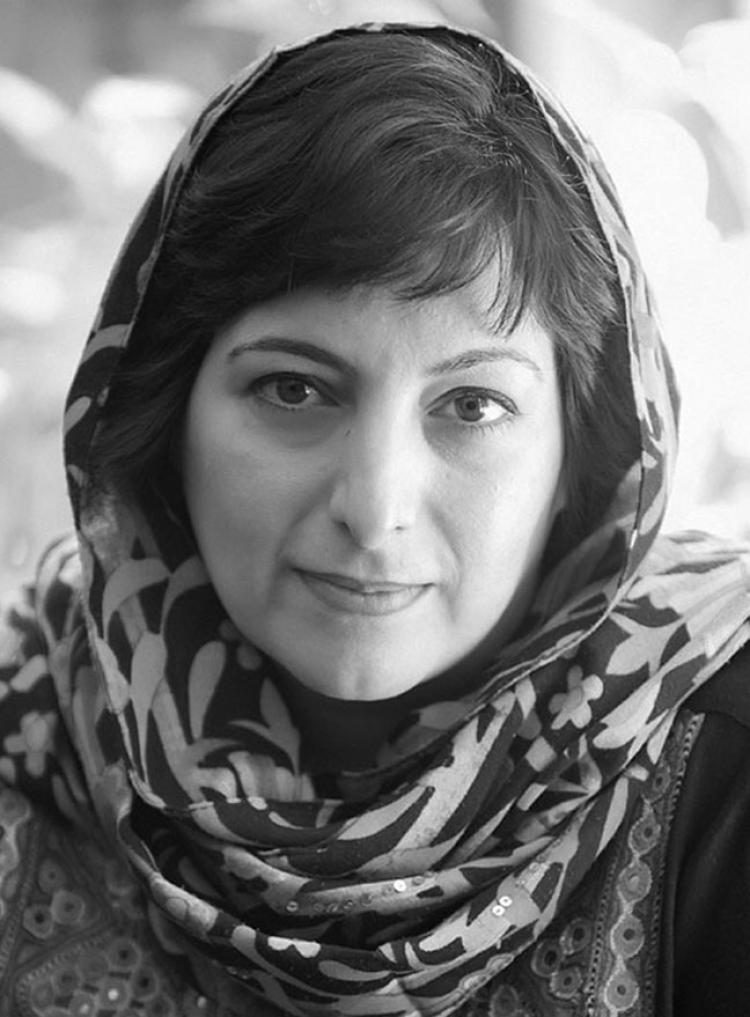 Asieh Amini from Iran is among the many journalists who are currently hosted by an ICORN city of refuge