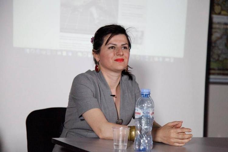 Gunel Movlud. Photo.