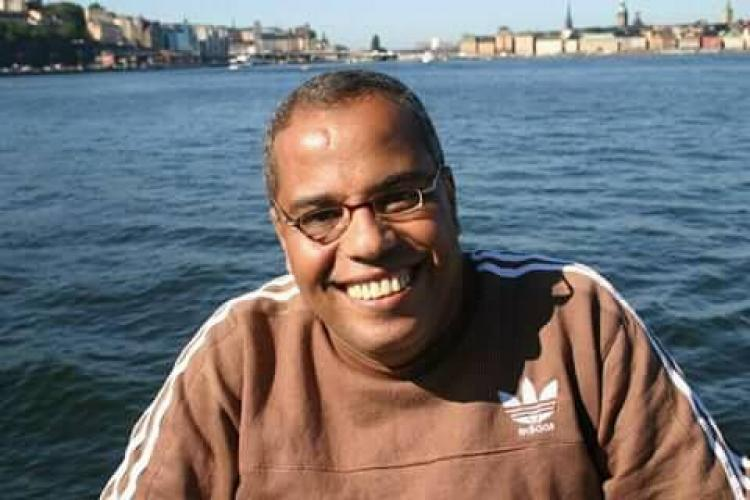 Egyptian poet, Montaser Abdul Rahman is new ICORN writer in Trondheim, Norway. Photo.