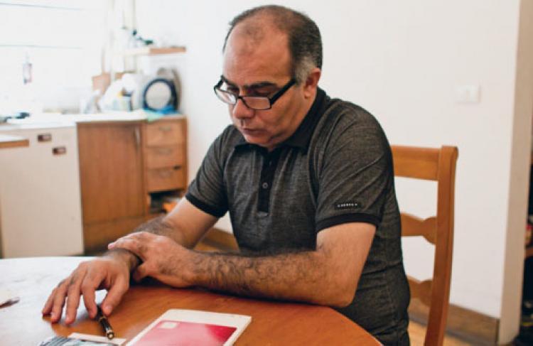 Mohamad Alaaedin Abdul Moula. Photo: vice.com. Photo