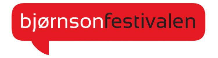 Bjørnson festivalen. Logo. Photo.