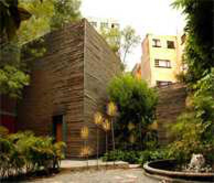 Casa Refugio Citlaltépetl. Photo.