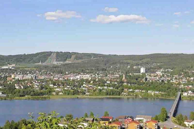 Lillehammer. Photo.