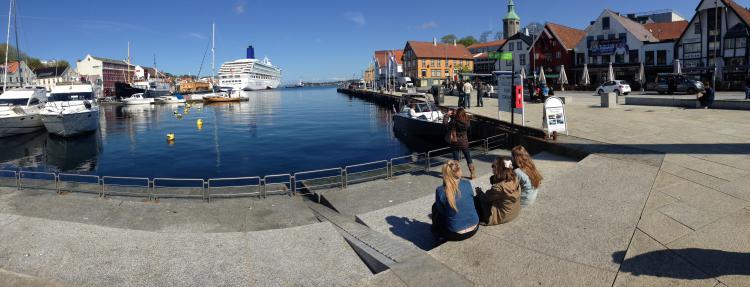 Stavanger. Photo: Tor Ketil Solberg