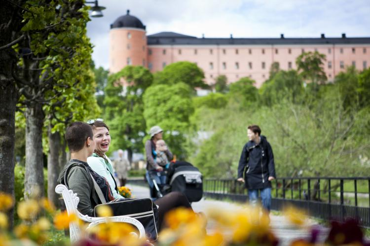 Uppsala Castle. Photo