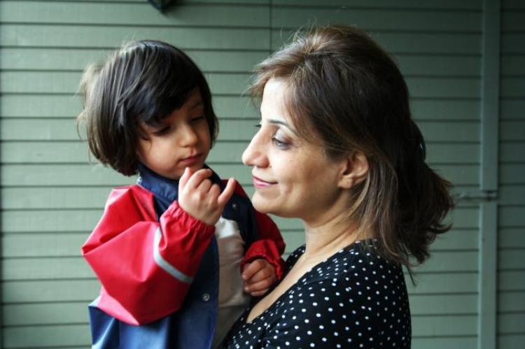 Soudabeh Alishahi. Photo: Information.dk