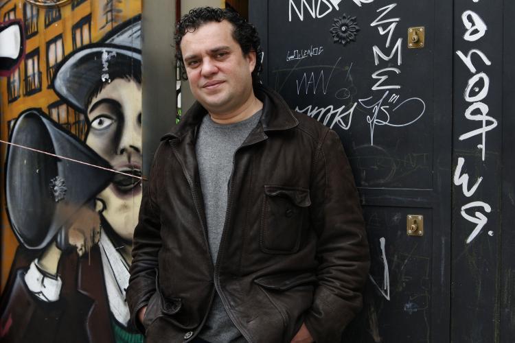 Ali Amar (Photo Reyes Sedano)
