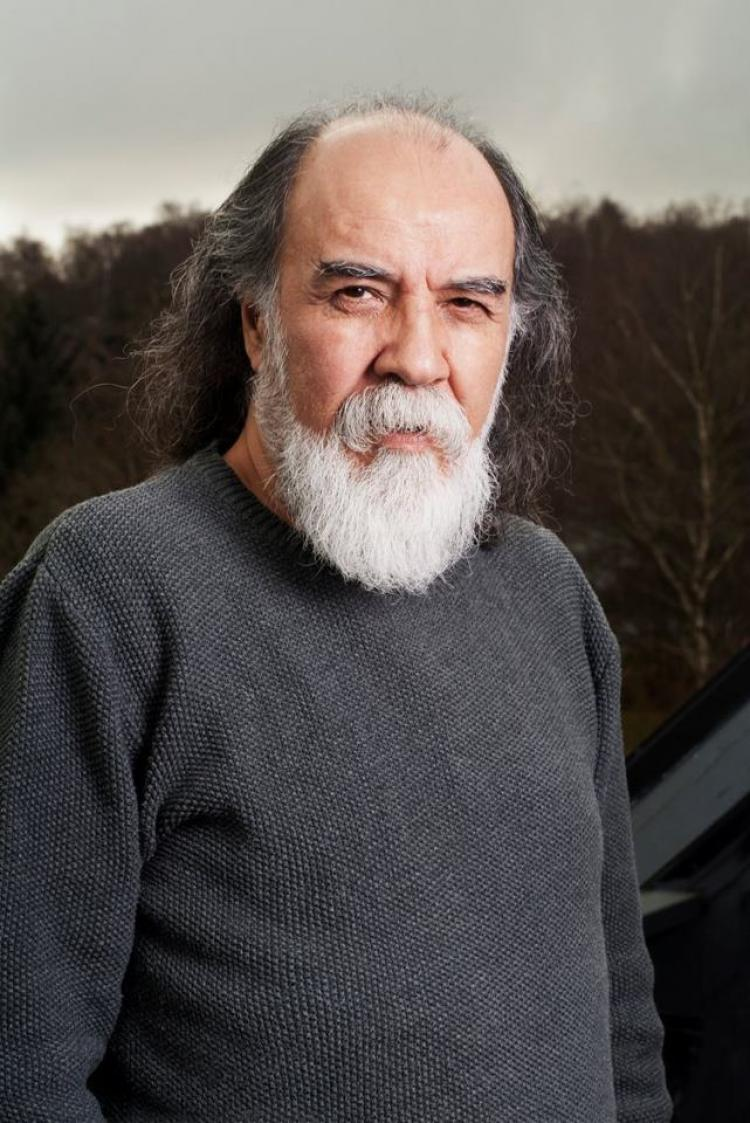 Theater Director/Screenwriter Mansour Koushan. Photo.
