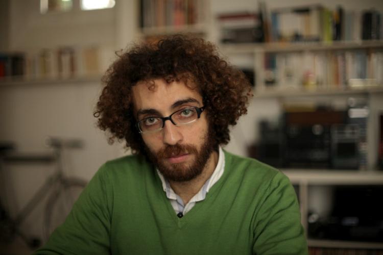 Mazen Maarouf. Photo.