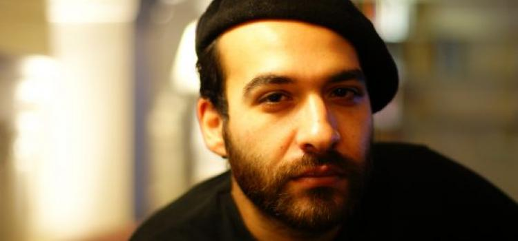 Housam Al-Mosilli. Photo by Khalid Eid. Photo.