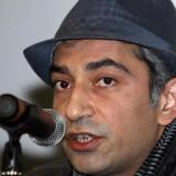 Translator/Poet Mohsen Emadi. Photo.