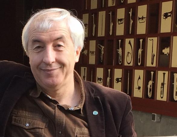 Boris Korkmazov. Photo.