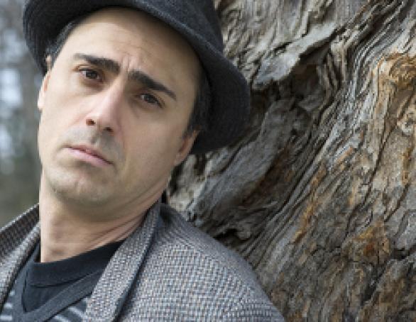 Irakli Kakabadze. Photo by Ithaca NY. Photo.