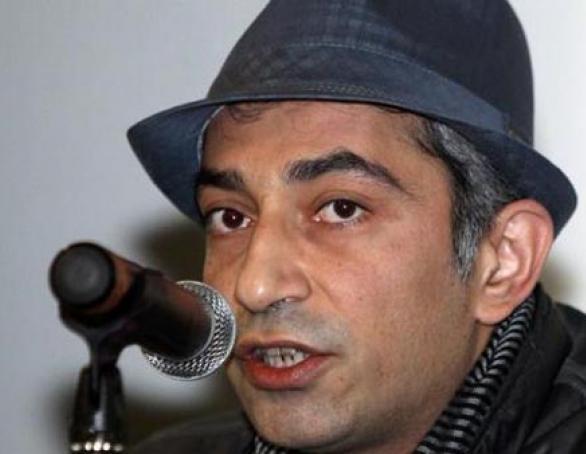 Translator/Poet Mohsen Emadi. Photo.