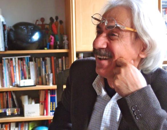 Mohammad Baharloo. Photo.