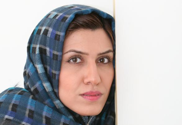 Sepideh Jodeyri. Photo.