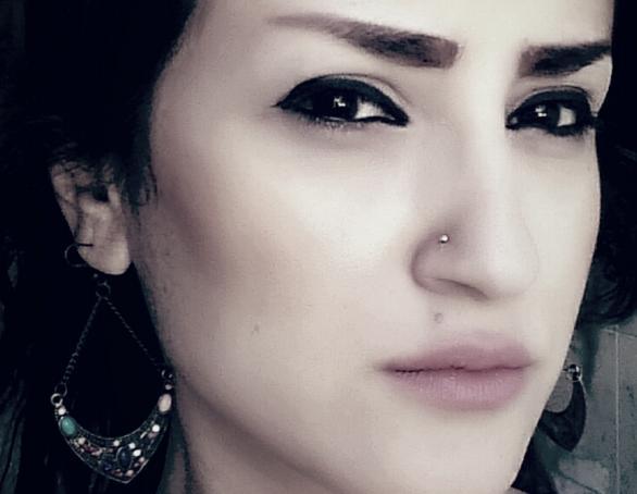 Souzan Ali. Photo private.
